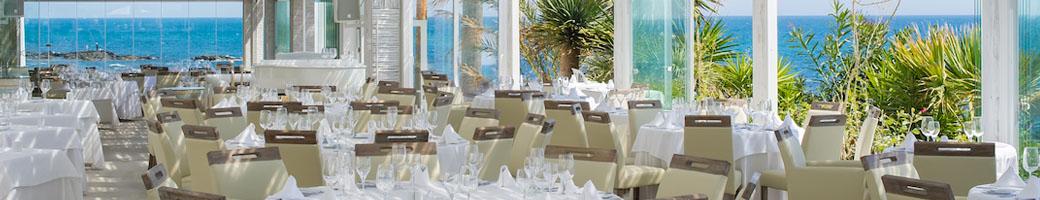 Beachfront Restaurant - Excuisite Beachfront Dining at El Oceano Restaurant