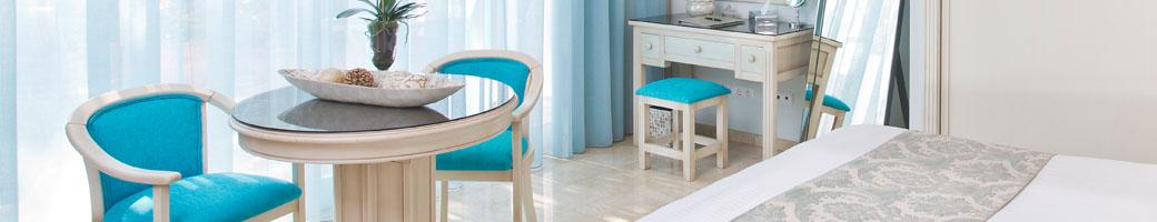 Double Non-Sea View Rooms - Accommodation at El Oceano Beach Hotel, Costa del Sol, Spain