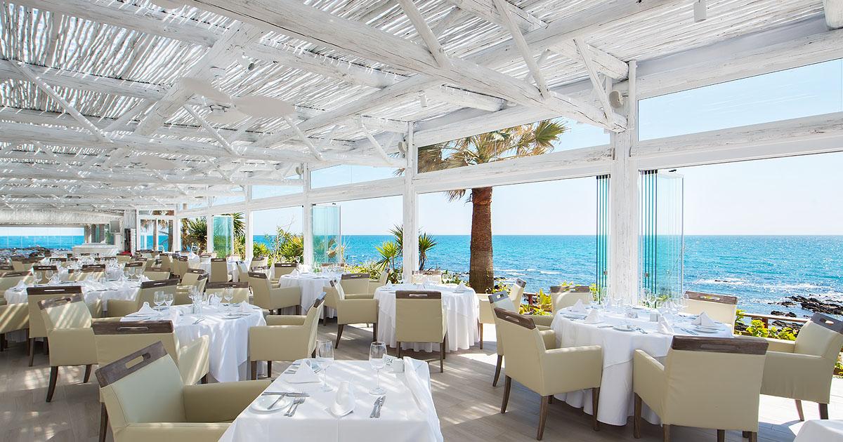 El Oceano Beach Hotel Restaurant