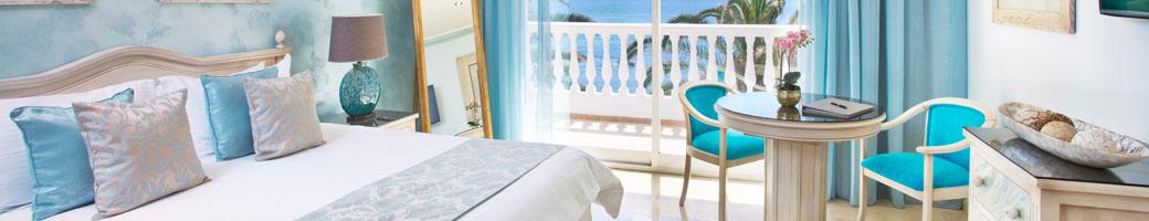 El Oceano Beachfront Hotel Accommodation, the best hotel between Marbella and La Cala de Mijas, Spain
