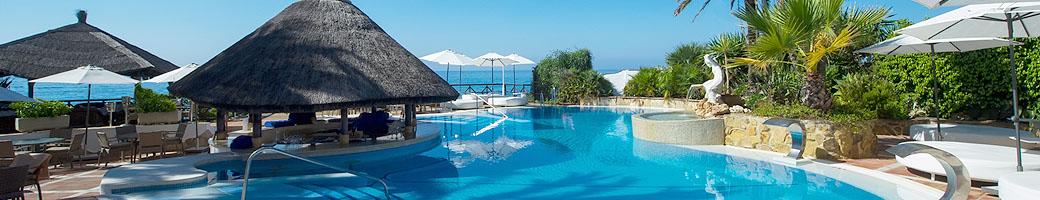 El Oceano Beachfront Hotel Facilities