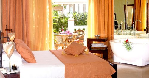 El Oceano Luxury Beachfront Hotel, just outside Marbella