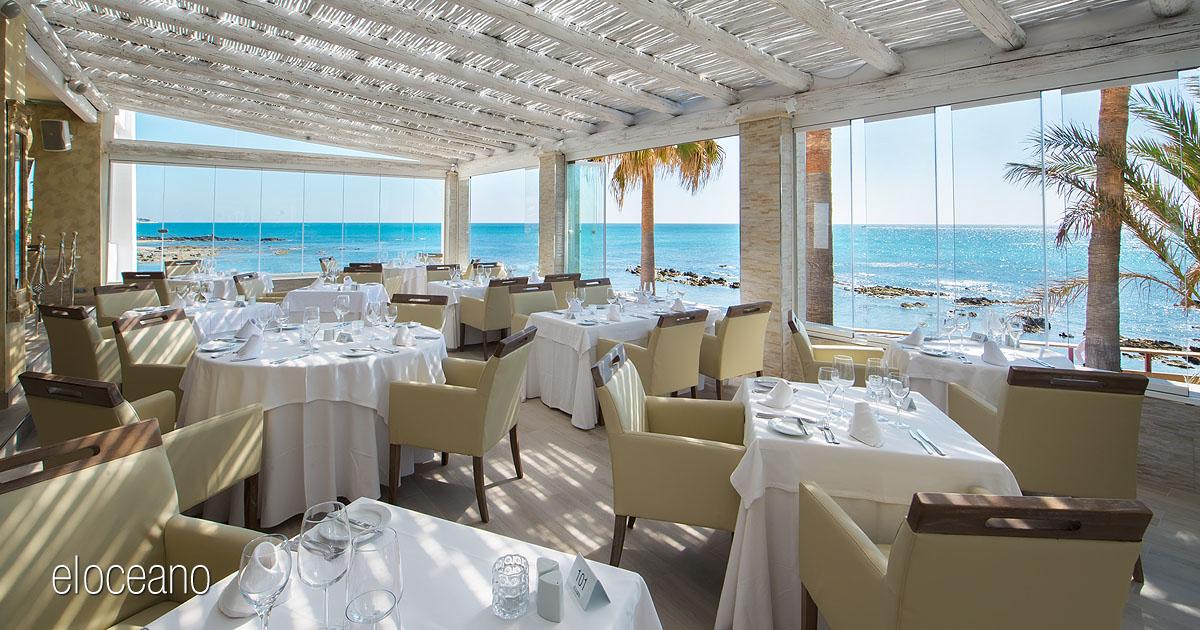 Oceano Kitchen Menu