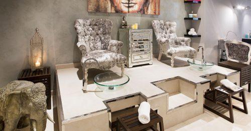 Foot Massage and Nails - El Oceano Beauty Salon - Beauty Treatments between Marbella and La Cala