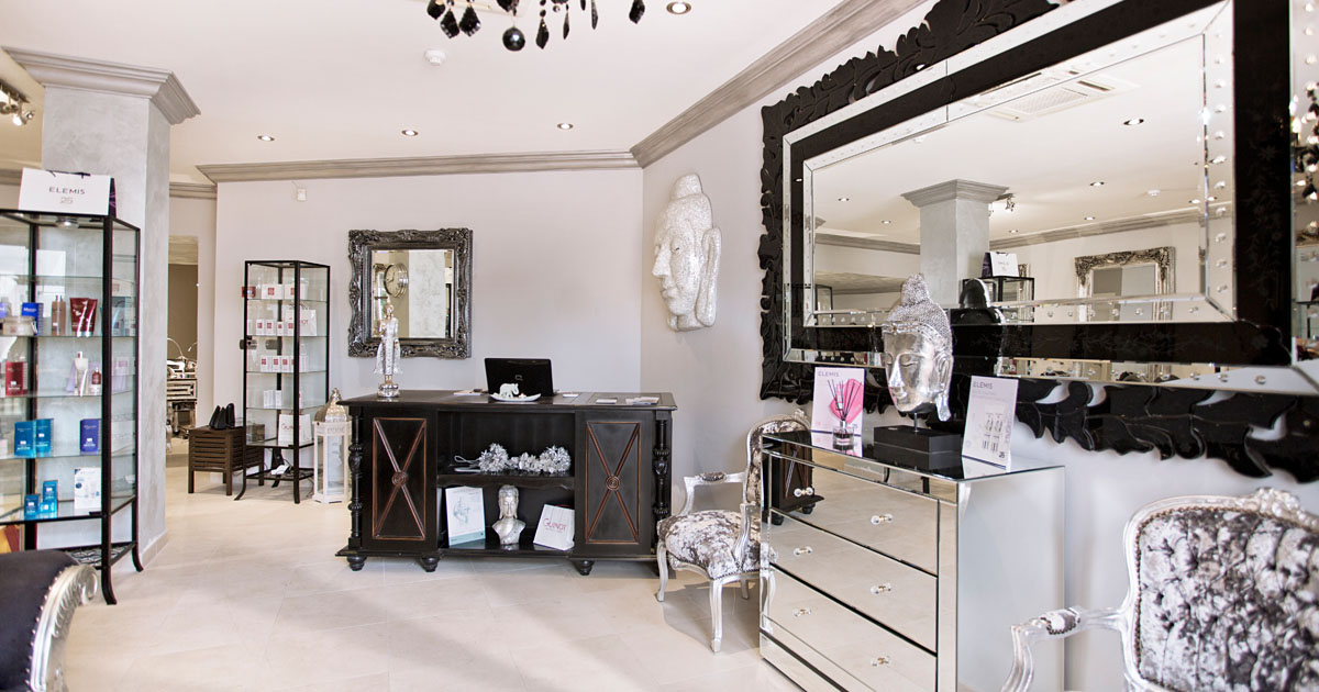 Beauty Salon, El Oceano. Find us on Mijas Costa.