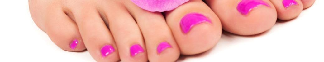 Nail Treatments at El Oceano Beauty Salon, between La Cala de Mijas and Marbella