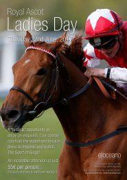 Royal Ascot Ladies Day Promo 07