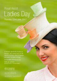 Royal Ascot Ladies Day Promo 08