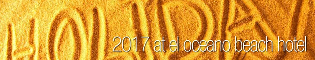 2017 Holidays at El Oceano Beach Hotel, Costa del Sol, Spain